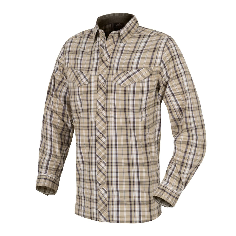 Košile DEFENDER MK2 CITY SHIRT® CIDER PLAID Helikon-Tex® KO-DCT-SN-P3001 L-11