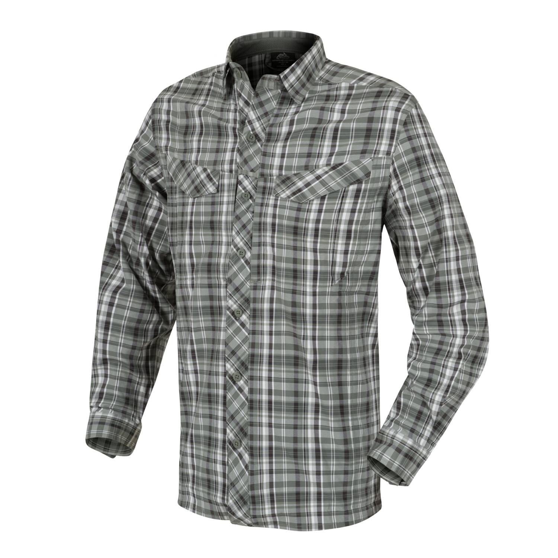 Košile DEFENDER MK2 CITY SHIRT® PINE PLAID Helikon-Tex® KO-DCT-SN-P8201 L-11