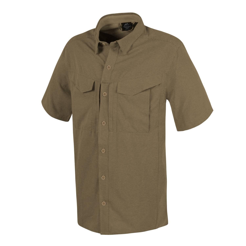Košile DEFENDER Mk2 ULTRALIGHT SILVER MINK Helikon-Tex® KO-DUS-AP-69 L-11
