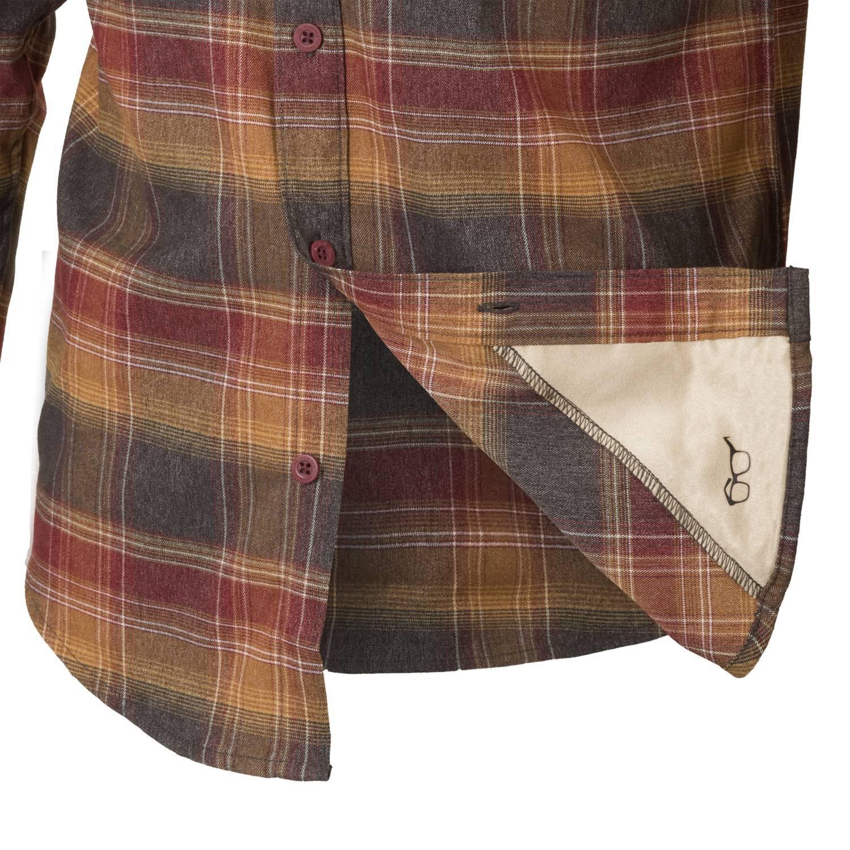 Košile GREYMAN dlouhý rukáv AMBER PLAID Helikon-Tex® KO-GMN-PN-P0 L-11