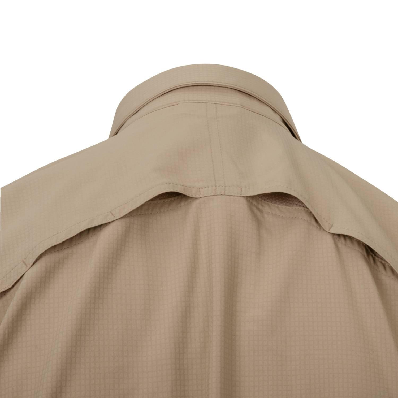 Košile TRIP dlouhý rukáv SILVER MINK Helikon-Tex® KO-TRI-PS-69 L-11