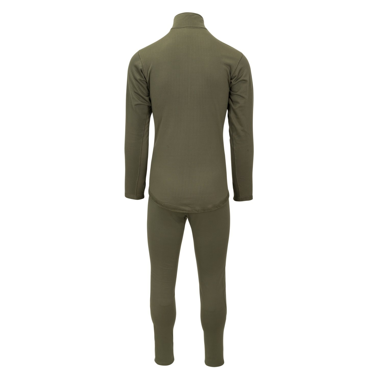 Komplet funkční spodky a triko LEVEL 2 ZELENÉ Helikon-Tex® KP-UN2-PO-02 L-11