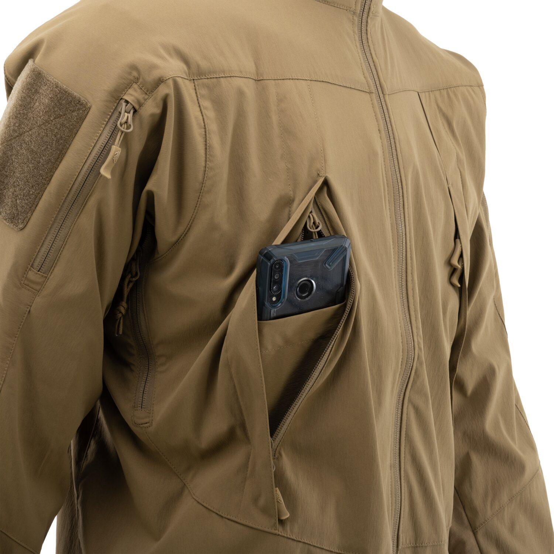 Bunda BLIZZARD StormStretch® COYOTE Helikon-Tex® KU-BLZ-NL-11 L-11
