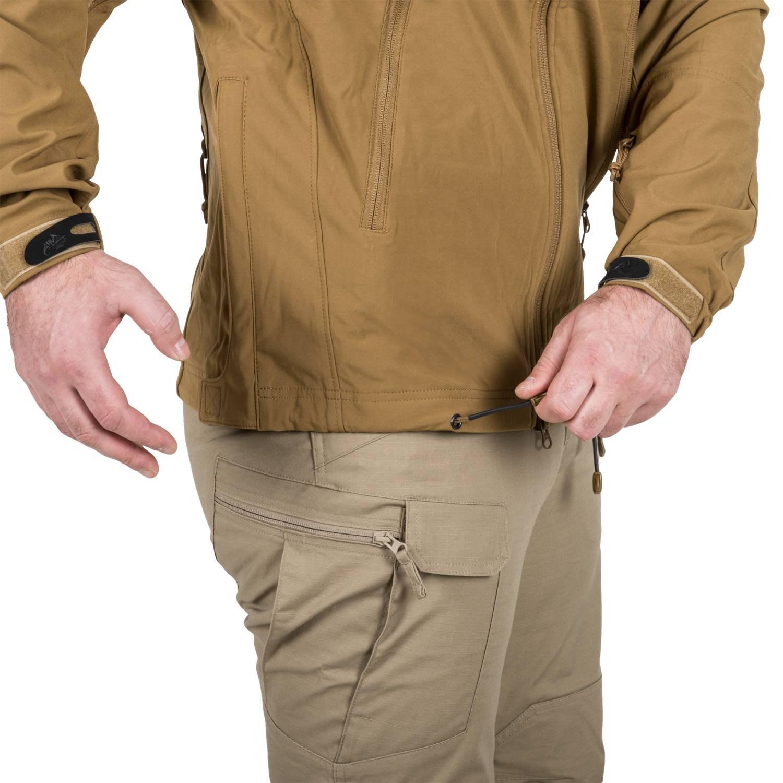Bunda COUGAR® s membránou COYOTE Helikon-Tex® KU-CGR-SM-11 L-11