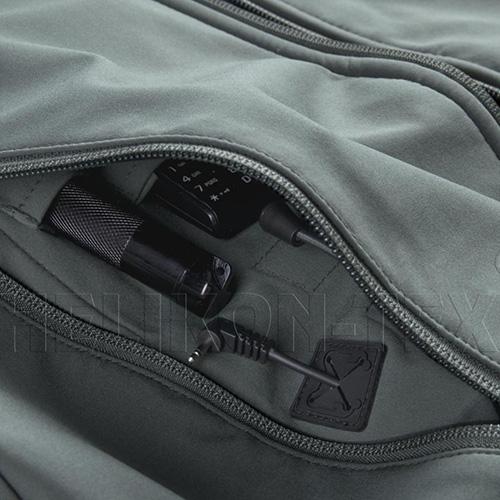 Bunda GUNFIGHTER Shark Skin FOLIAGE Helikon-Tex® KU-GUN-FM-21 L-11
