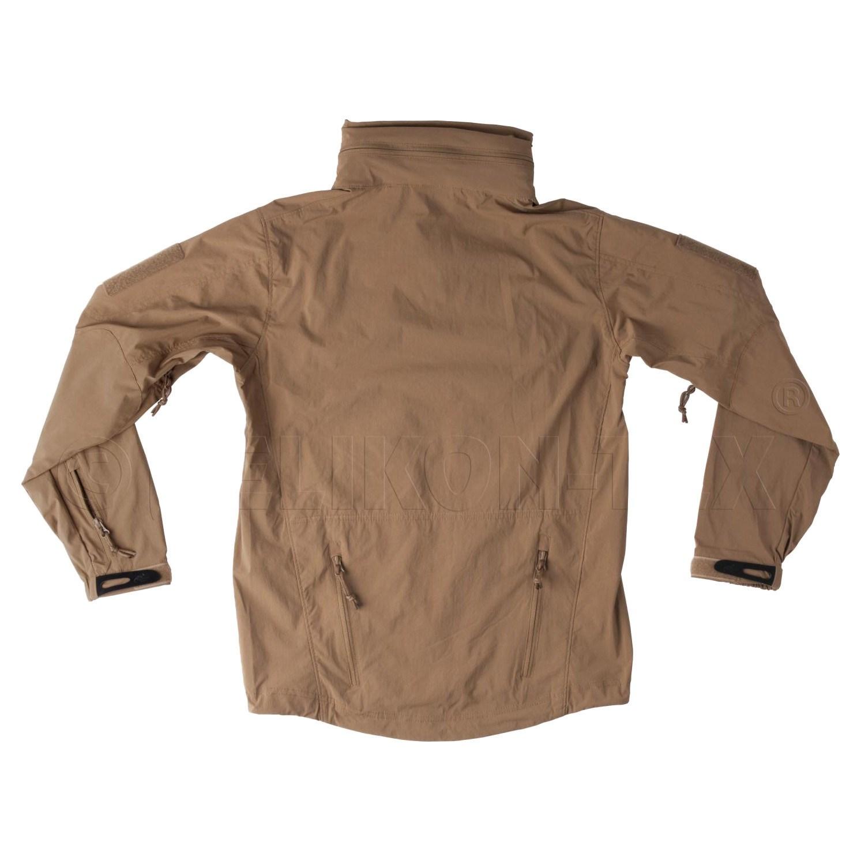 Bunda TROOPER softshell COYOTE Helikon-Tex® KU-TRP-NL-11 L-11