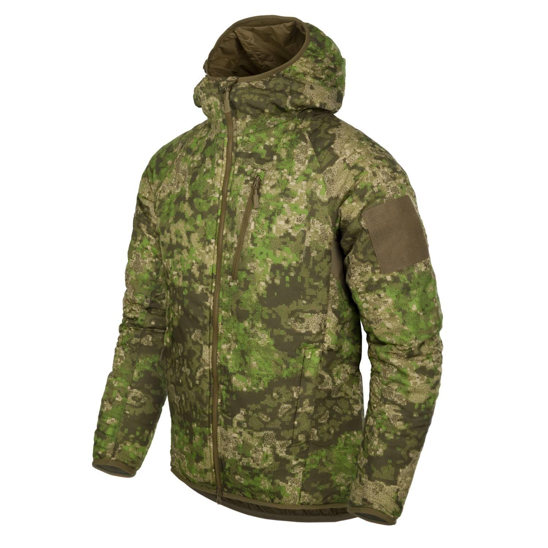 Bunda WOLFHOUND CLIMASHIELD® APEX 67G s kapucí PENCOTT® WILDWOOD™ Helikon-Tex® KU-WLH-NL-45 L-11