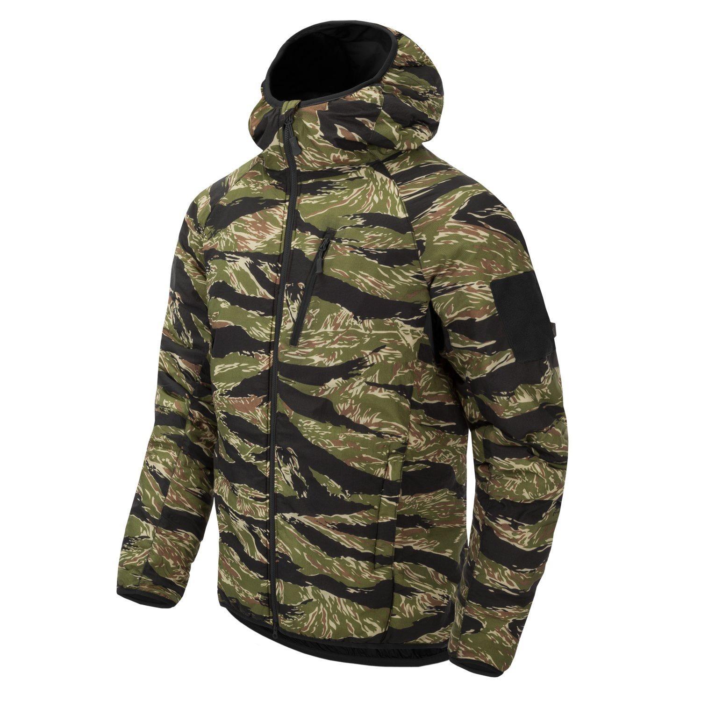 Bunda WOLFHOUND CLIMASHIELD® s kapucí TIGER STRIPE Helikon-Tex® KU-WLH-NL-62 L-11
