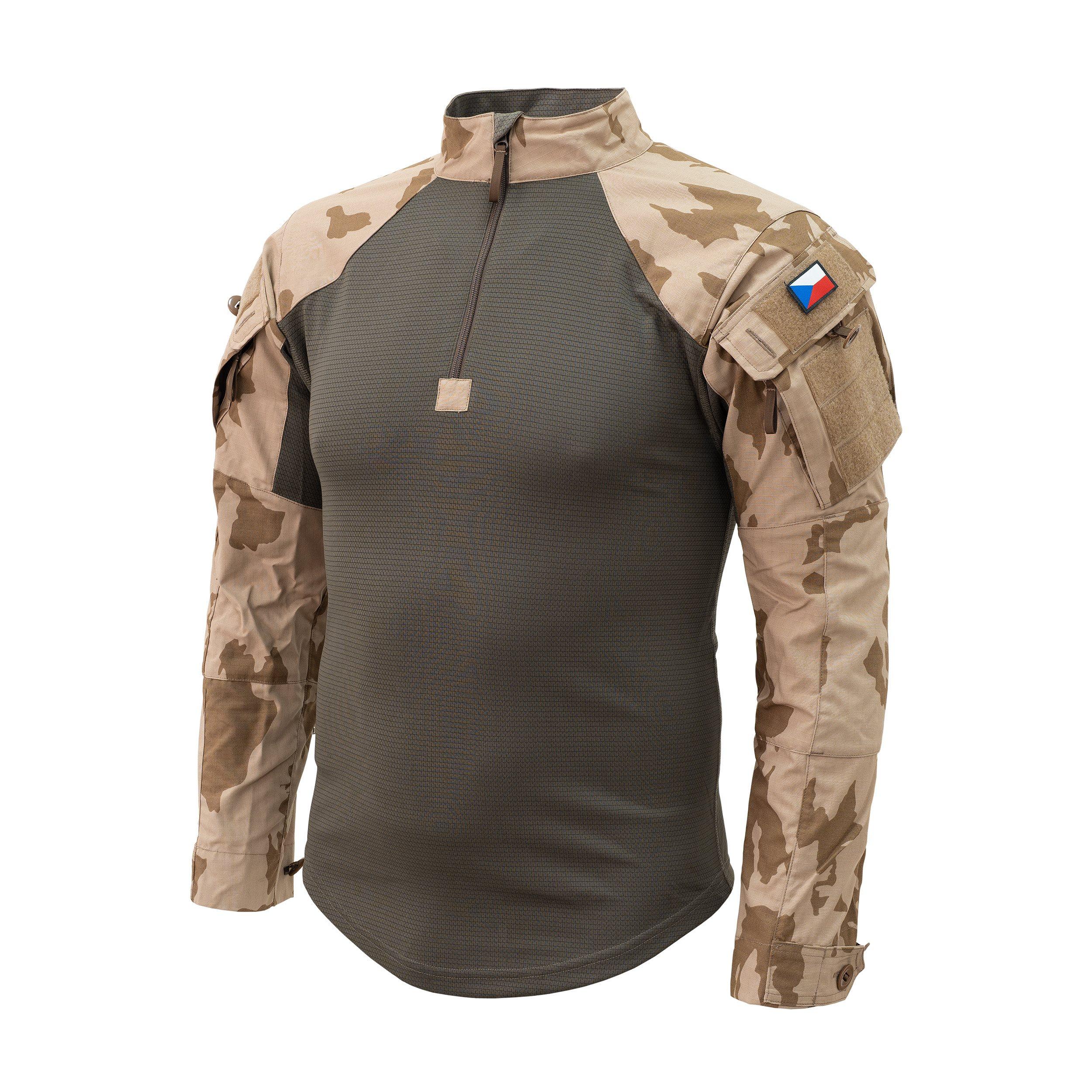 Košile AČR UBACS taktická vz.95 DESERT  KUBACS95D L-11