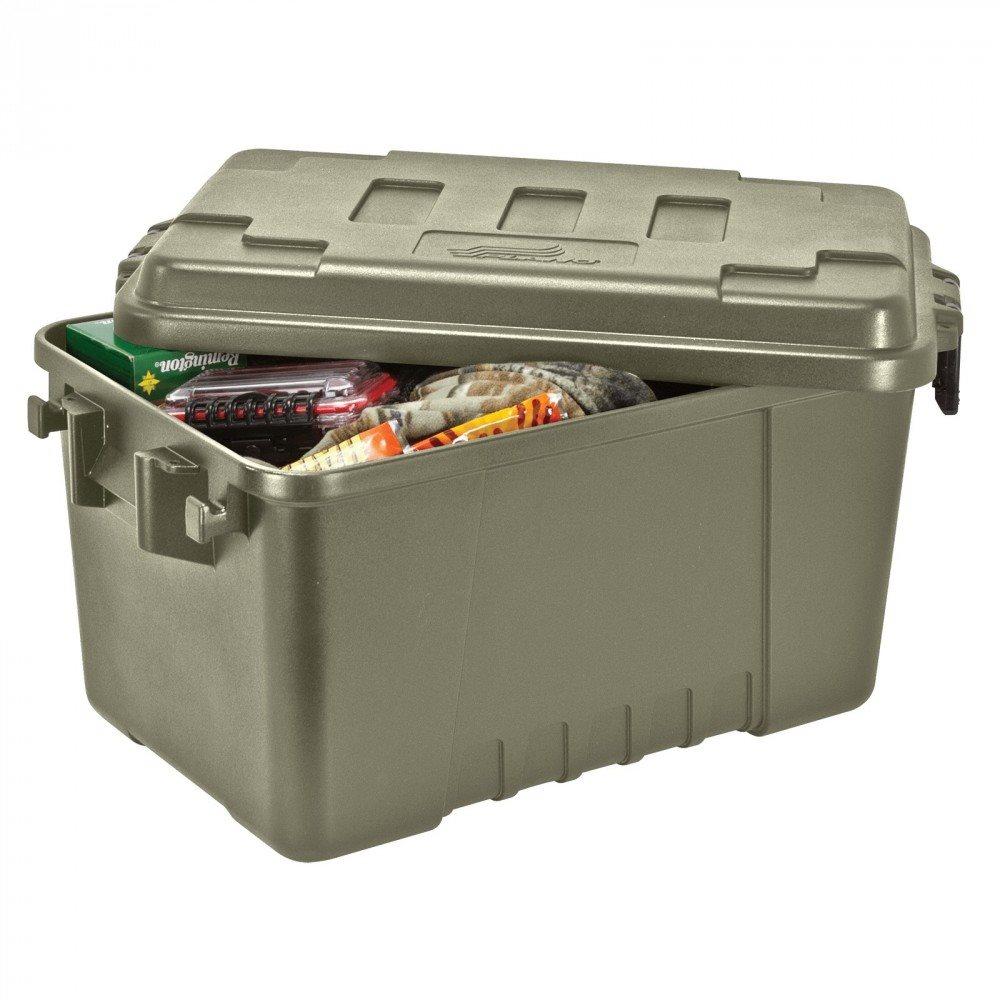 Bedna/box přepravní SPORTMAN´S TRUNK 45 l plast ZELENÁ ostatní LAD00163 L-11