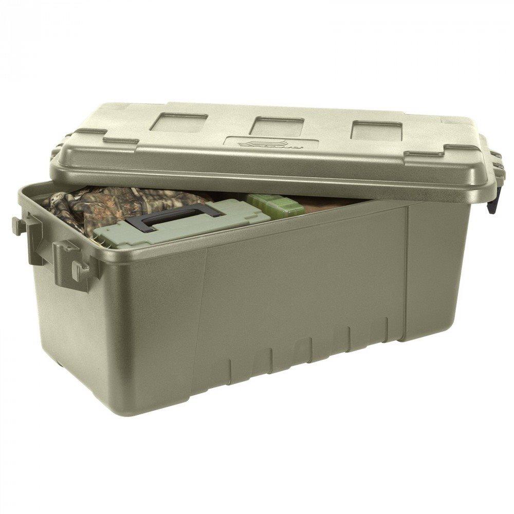 Bedna/box přepravní SPORTMAN´S TRUNK 64 l plast ZELENÁ ostatní LAD00172 L-11