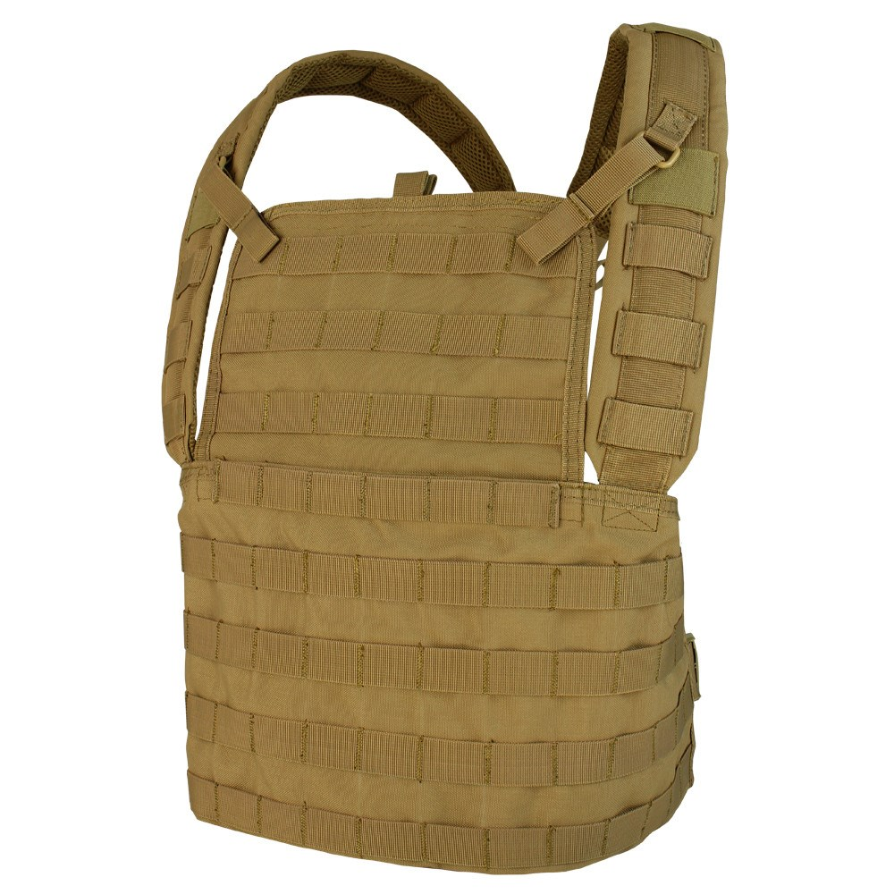 Vesta taktická MOLLE CHEST RIG I COYOTE BROWN