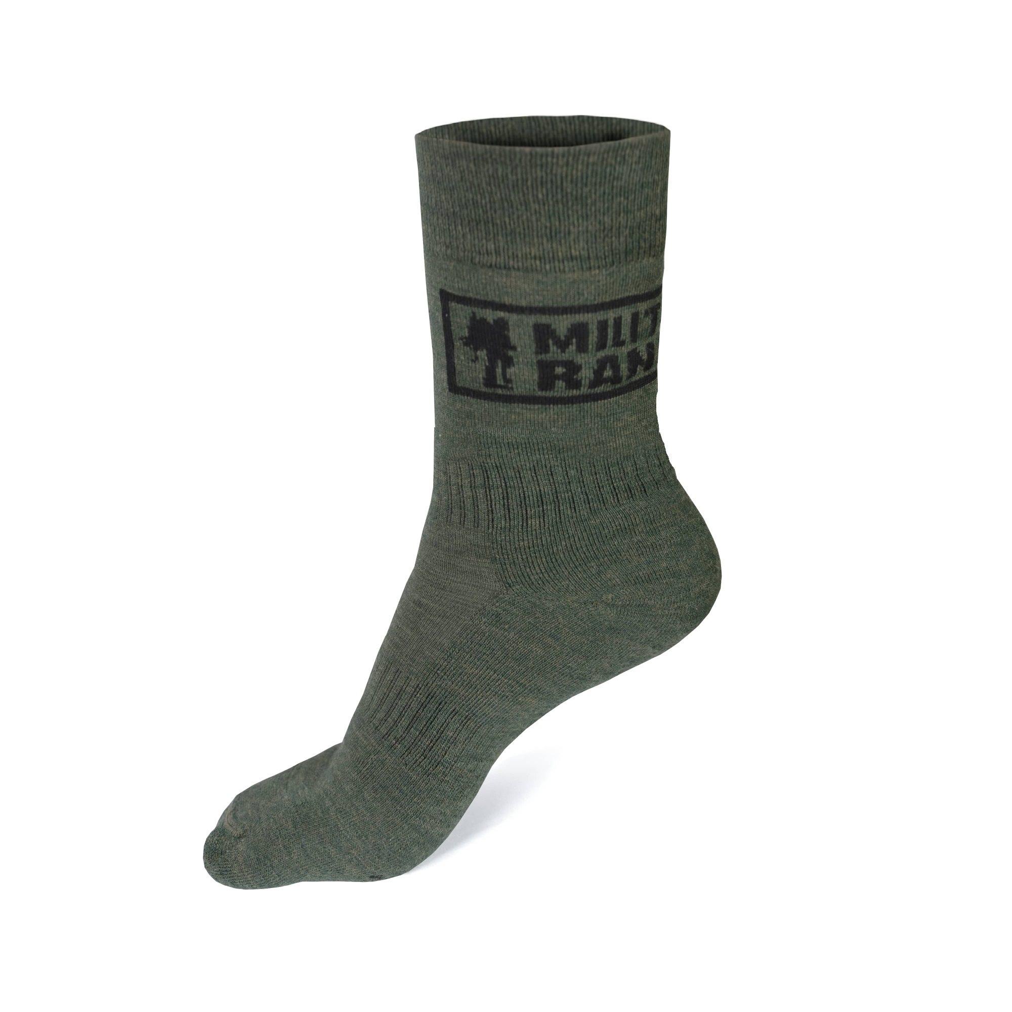 Ponožky funkční MILITARY RANGE  MR521 L-11