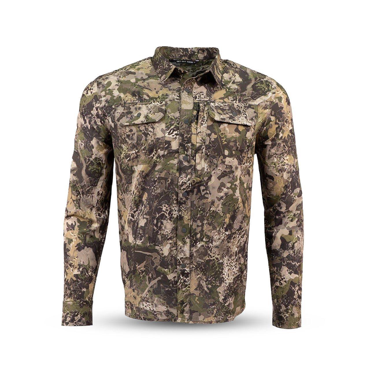 Košile OWYHEE FIELD MOUNTAIN EBERLESTOCK OFM L-11