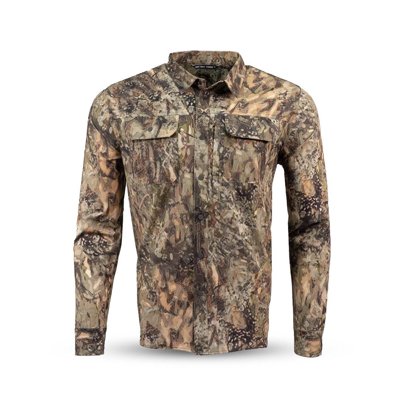 Košile OWYHEE FIELD MIRAGE EBERLESTOCK OFR L-11