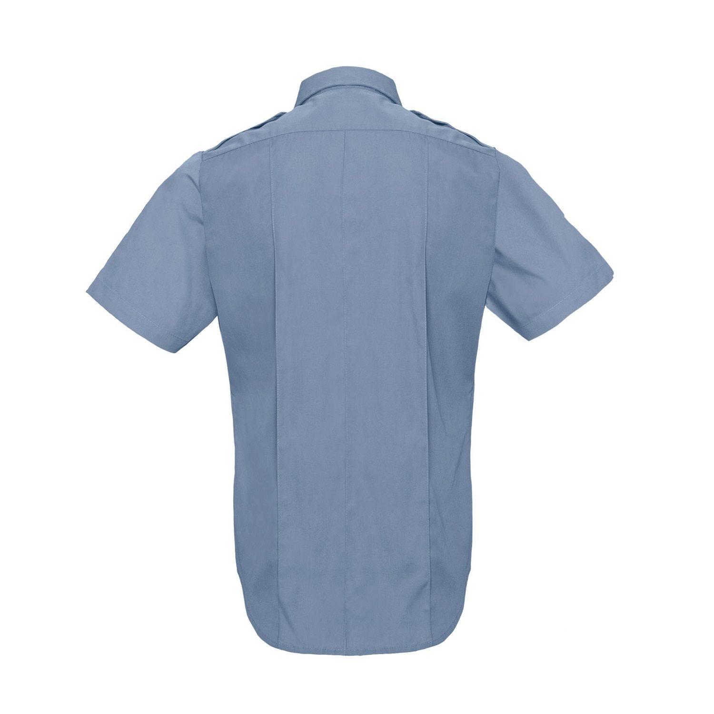 Košile POLICIE A SECURITY krátký rukáv SV.MODRÁ ROTHCO 30025 L-11