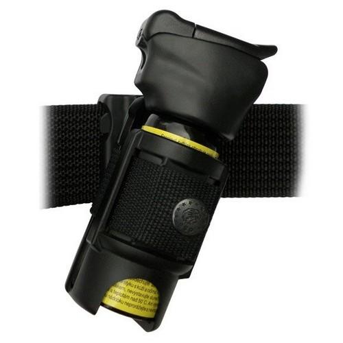 Pouzdro pro obranný sprej rotační plastové s nádobkou 35 mm