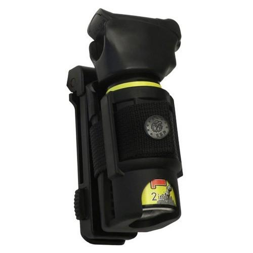 Pouzdro pro obranný sprej rotační plastové s nádobkou 35 mm MOLLE