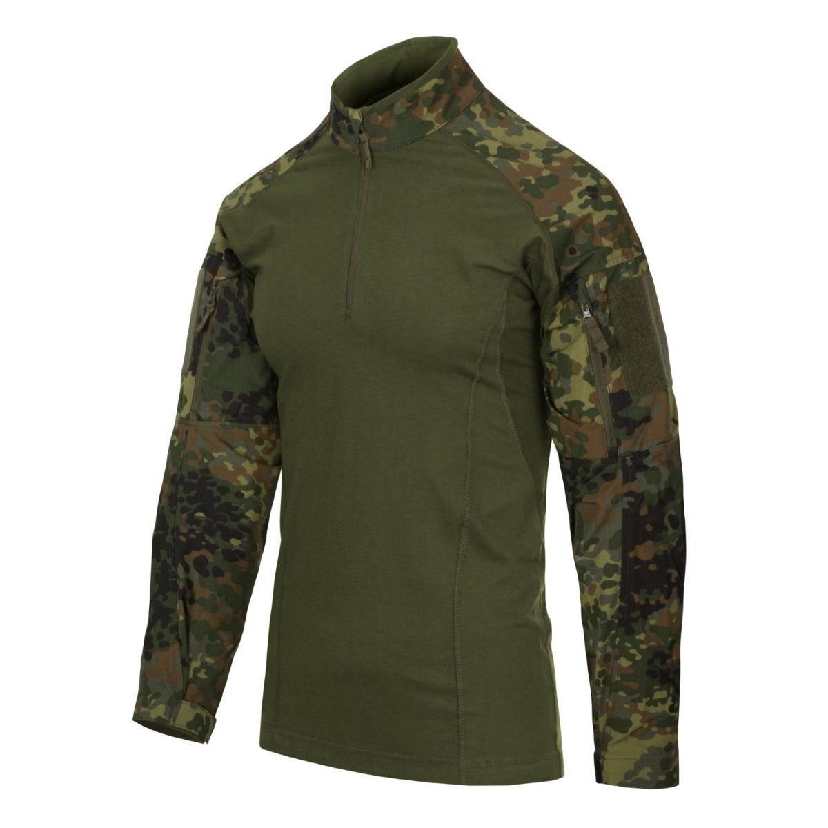 Košile taktická VANGUARD FLECKTARN DIRECT ACTION® SH-VGCS-PDF-FTN L-11