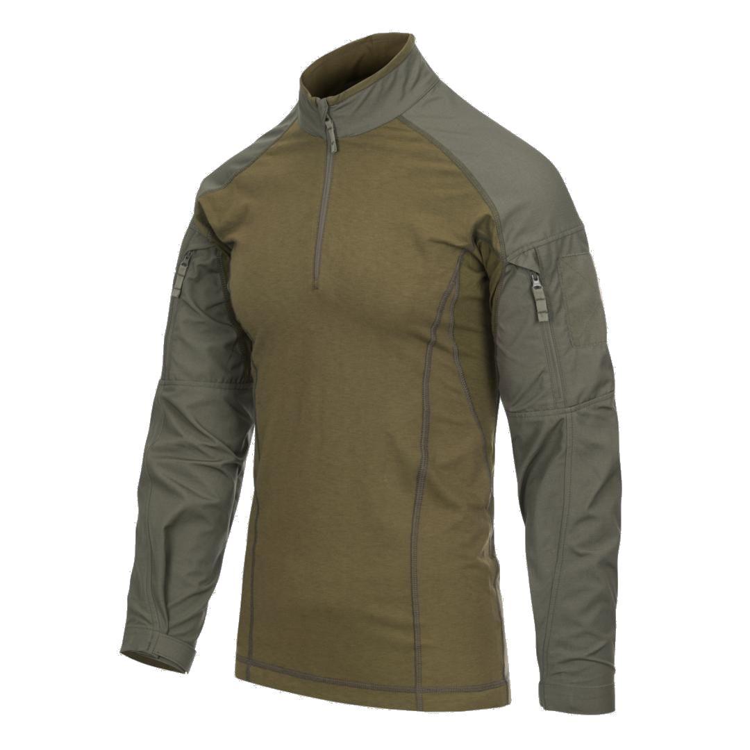 Košile taktická VANGUARD RAL 7013 DIRECT ACTION® SH-VGCS-PDF-R13 L-11