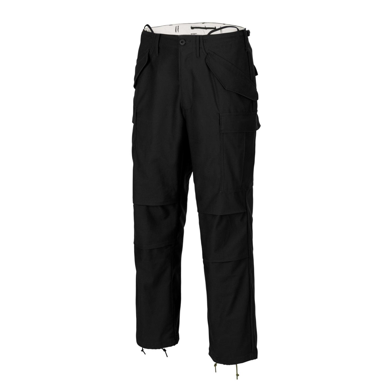Helikon-Tex® | Kalhoty US M65 ČERNÉ vel.XL-L