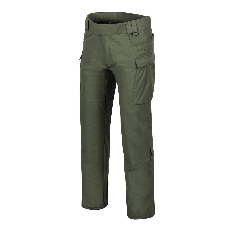 Helikon-Tex® | Kalhoty MBDU® NYCO rip-stop ZELENÉ vel.L-L
