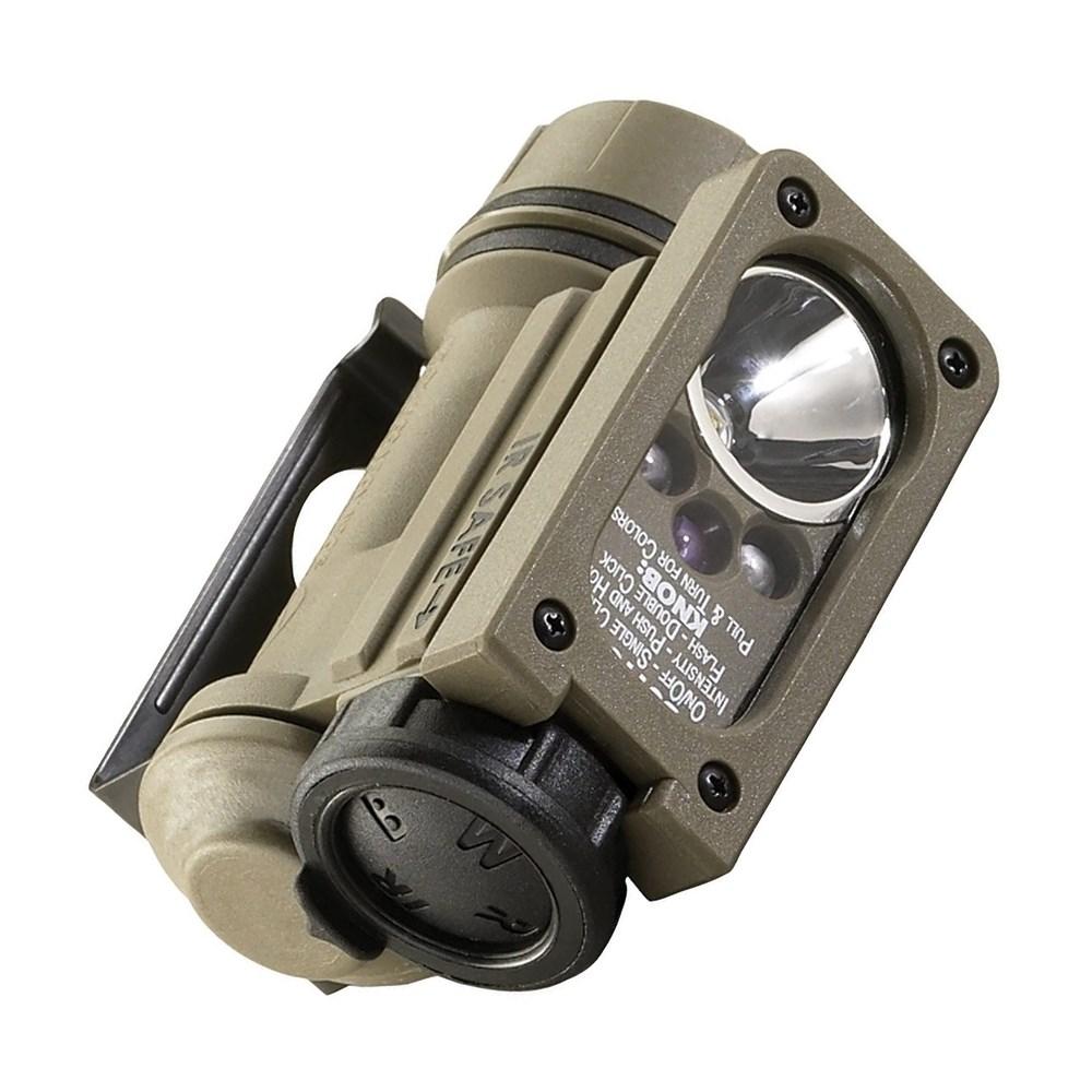 Svítilna čelová SIDEWINDER II COMPACT LED