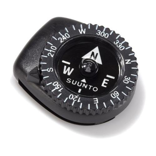 Kompas SUUNTO CLIPPER ČERNÝ