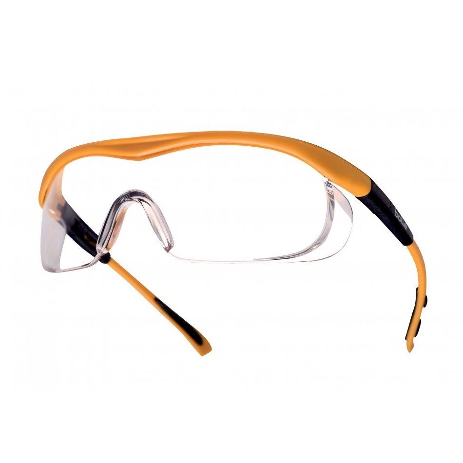 Brýle ochranné TARGA ORANŽOVÉ BOLLE® TAPSI L-11