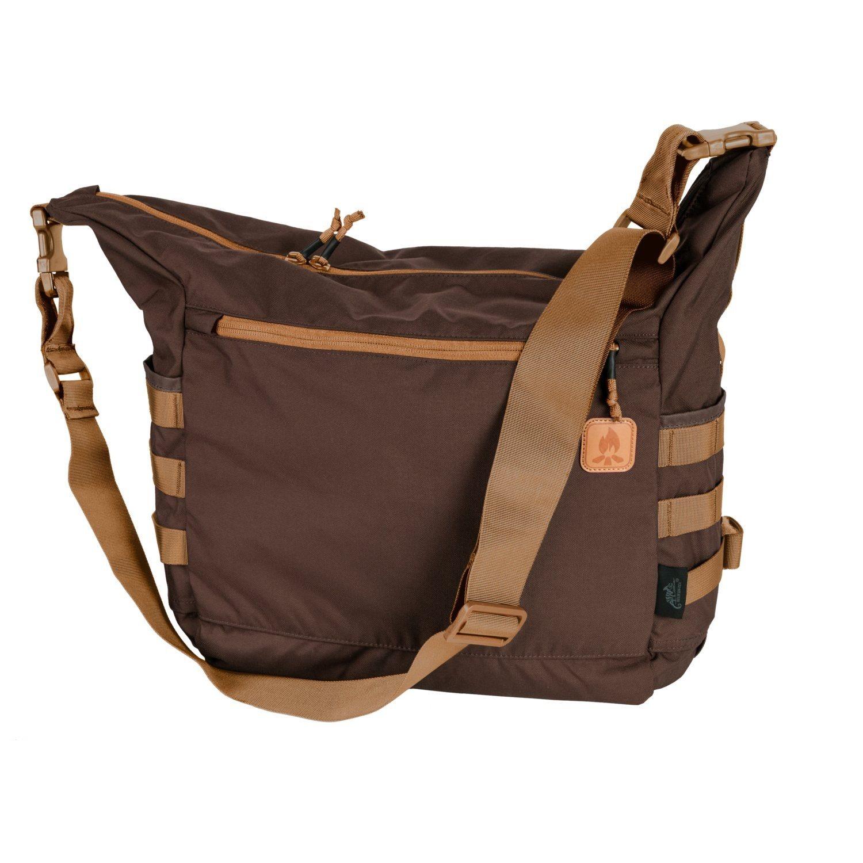 Taška BUSHCRAFT SATCHEL® Cordura® EARTH BROWN/CLAY Helikon-Tex® TB-BST-CD-0A0BA L-11