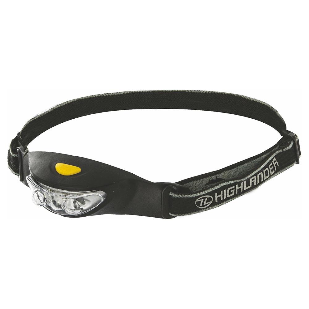 Svítilna čelová Ray 3 LED