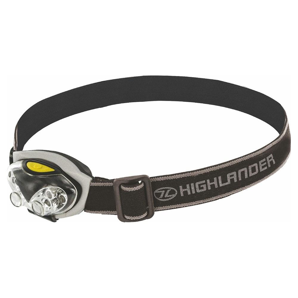 Svítilna čelová Spark 4+2 LED
