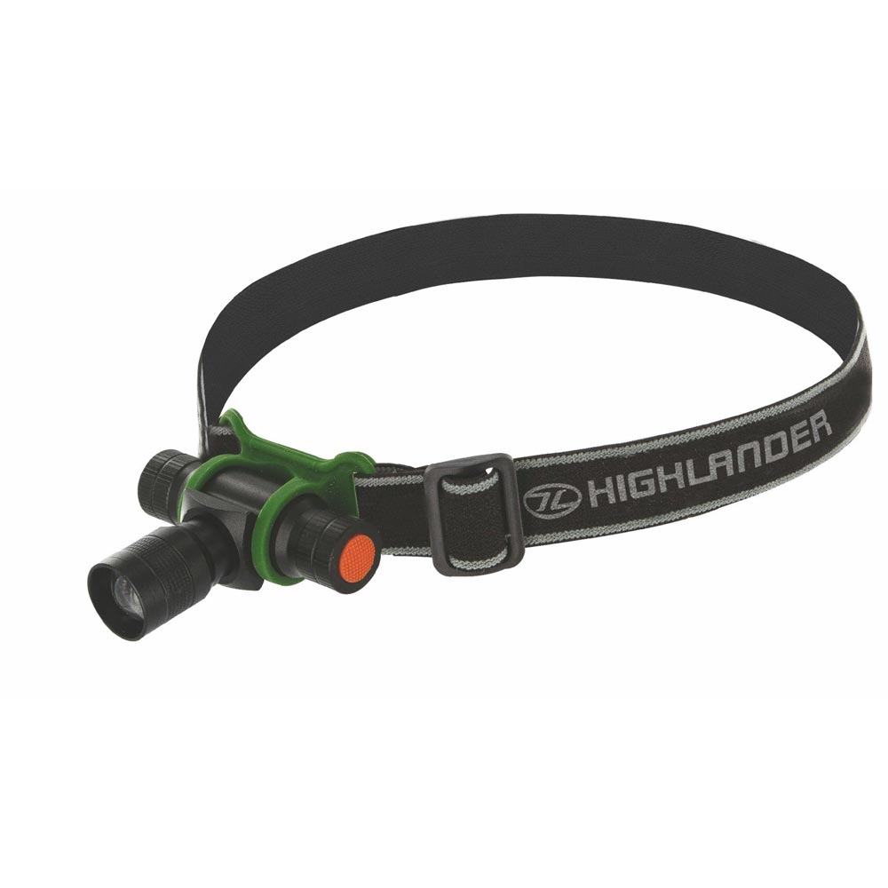 Svítilna čelová FOCUS 3W LED/120 Lumens