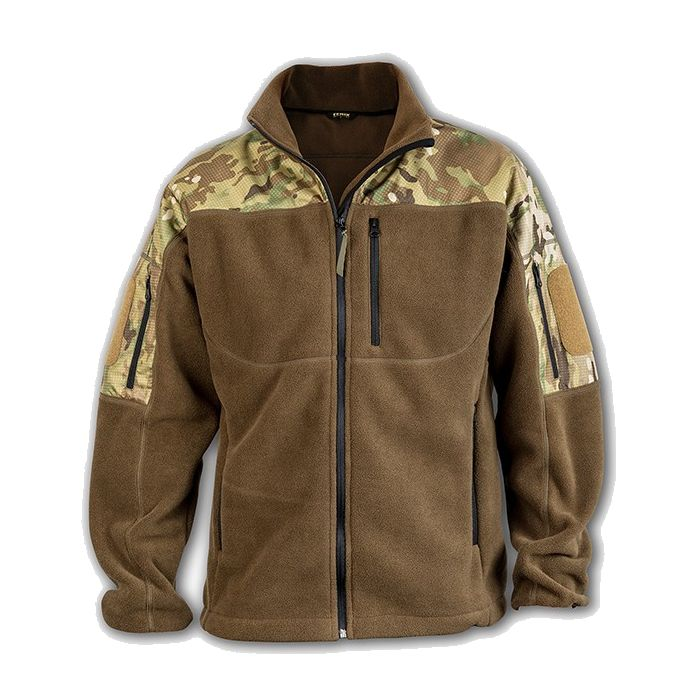 Bunda fleece Polartec® RAVEN s rameny MULTICAM® FENIX Protector TW-134-KH L-11
