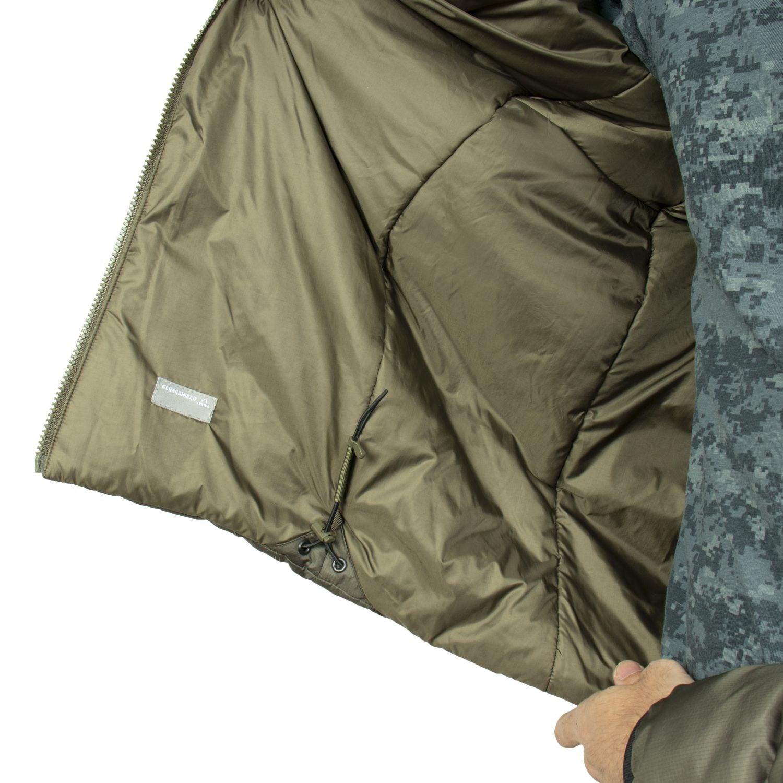 Bunda zimní BARRA Climashield® ZELENÁ FENIX Protector TW-145 L-11