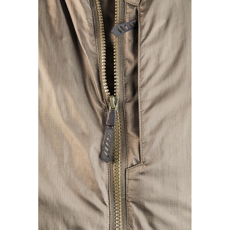 Bunda zimní BARRA s kapucí Climashield® ZELENÁ FENIX Protector TW-156 L-11