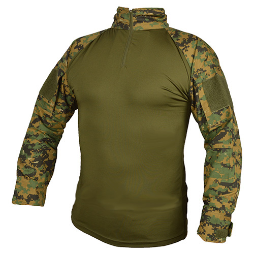 Košile UBAC taktická DIGITAL WOODLAND /MARPAT/ 101INC UBAC-MT L-11