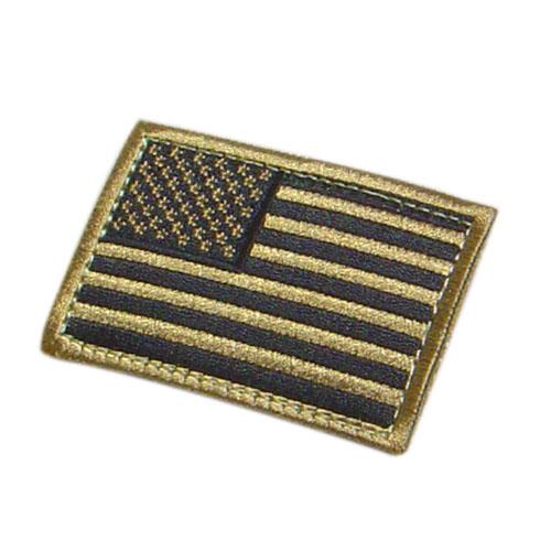 Nášivka vlajka US COYOTE