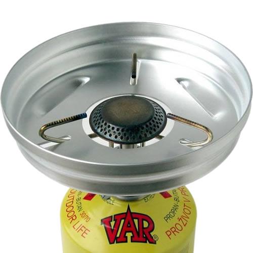 Závětří (stabilizátor) vařiče VAR