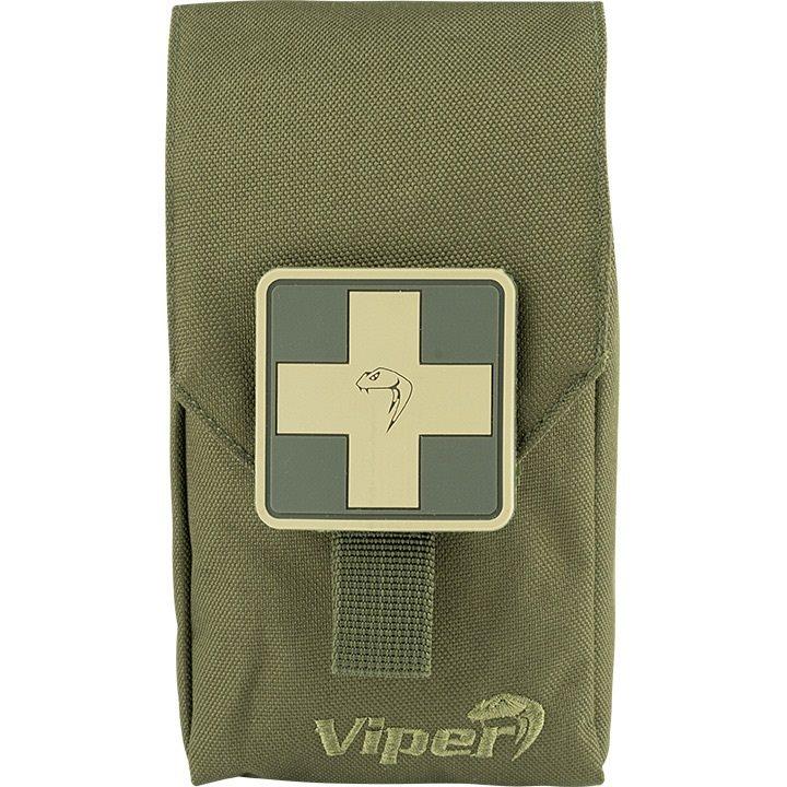 Lékárnička první pomoci VIPER ZELENÁ