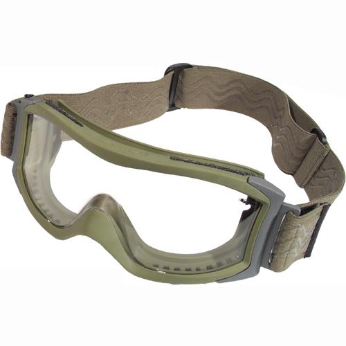 Brýle taktické BOLLE X-1000 NATO GREEN