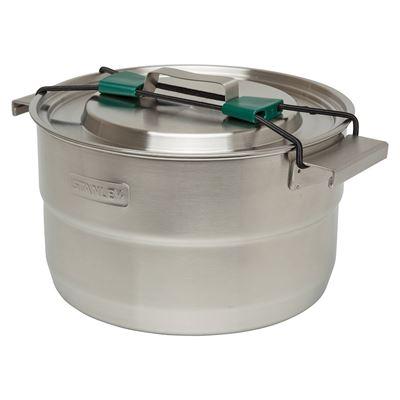 Sada nádobí BASE CAMP pro 4 osoby NEREZ