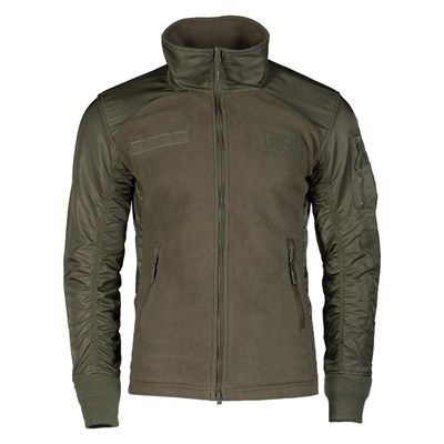 Bunda fleece USAF RANGER GREEN