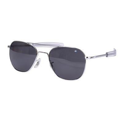 Brýle pilotní US AIR FORCE originál 55mm polarizované CHROME