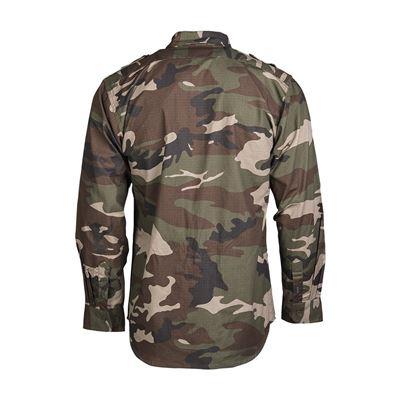 Košile polní na knoflíky rip-stop CCE