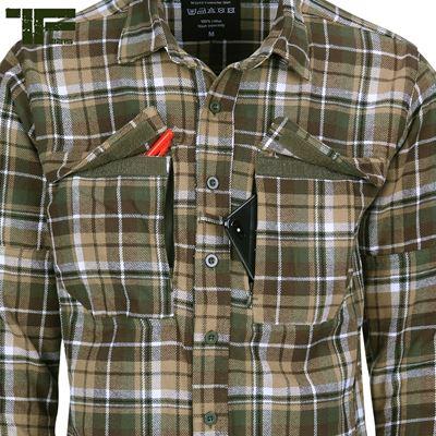 Košile flanelová CONTRACTOR