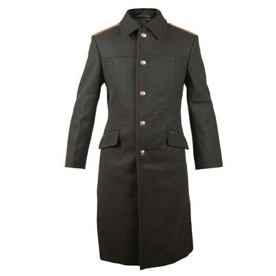 Kabát ruský VLNĚNÝ se zlatými knoflíky