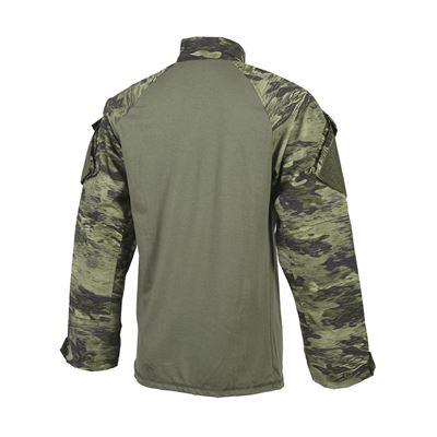Košile taktická BDU Xtreme 1/4 zip A-TACS FG-X