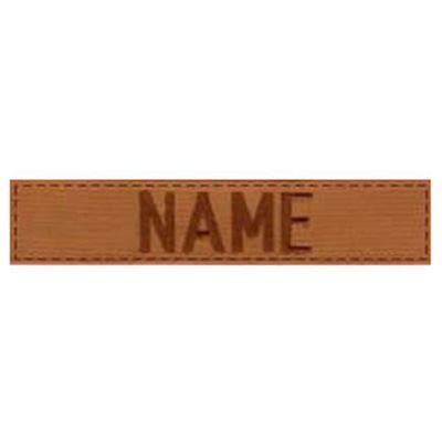 """Nášivka jmenovka """"NAME"""" 3"""" VELCRO COYOTE"""