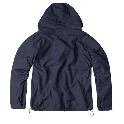 Bunda WINDBREAKER ZIPPER MODRÁ NAVY